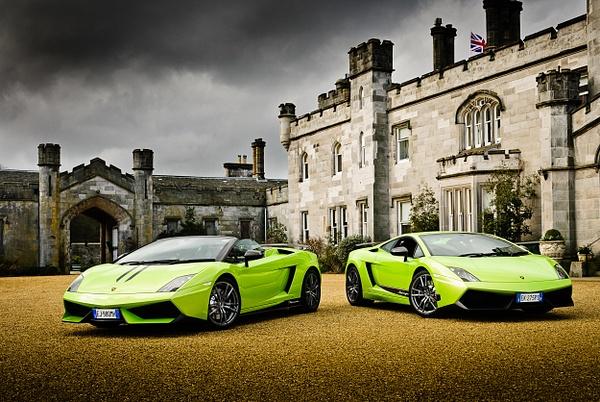 Lamborghini Superleggera - Automotive and car photography