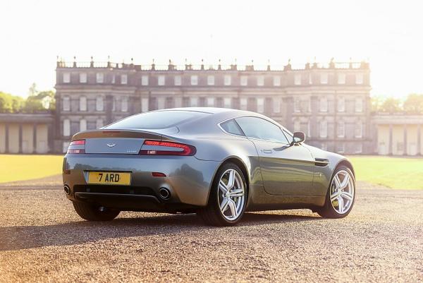 Aston Martin Vantage - Automotive and car photography