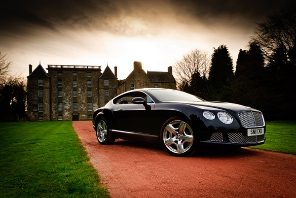 Bentley Continental - Automotive and car photography