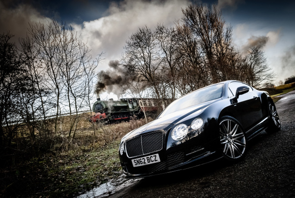 Bentley Continental Speed - Automotive and car photography