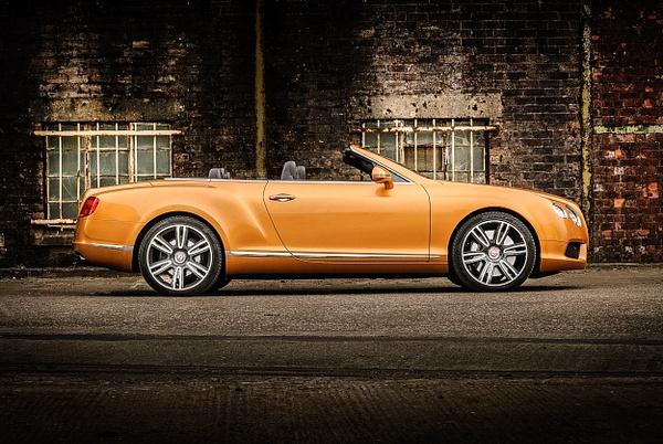Bentley GTC - Automotive and car photography