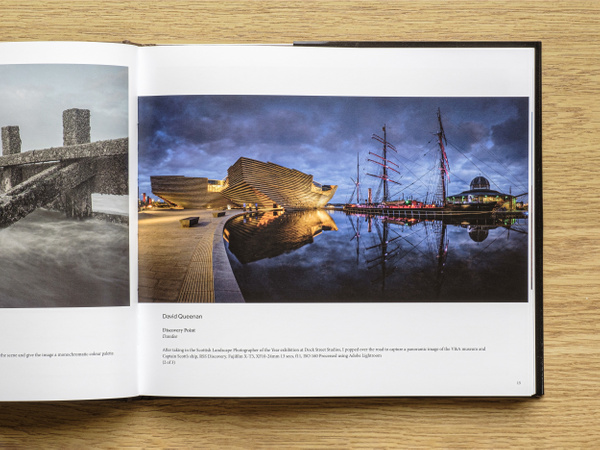 Scottish Landscape Photographer of the Year - BOOK 6 - Published photography work