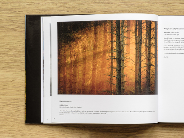 Scottish Landscape Photographer of the Year - BOOK 6 - Published photography work