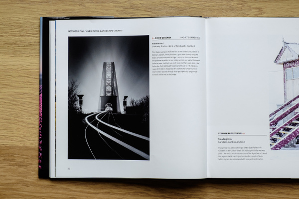 Landscape Photographer of the Year - Published photography work