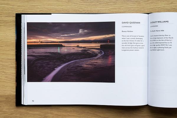 Scottish Landscape Photographer of the Year - Published photography work