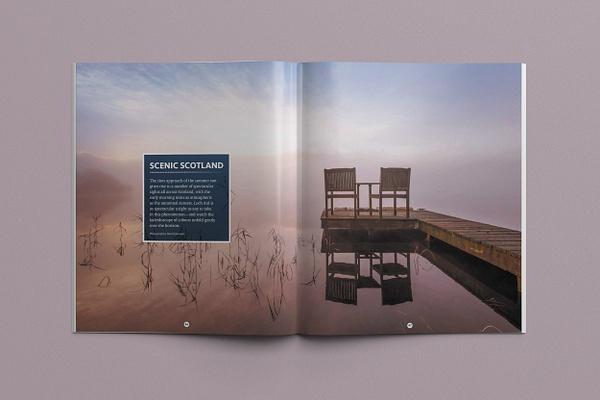 Caledonian Sleeper - Nocturne - Published photography work