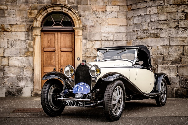 Concours of Elegance - Holyrood Palace - Automotive and car photography