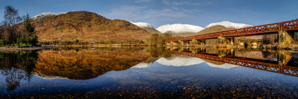 Loch Awe - Panoramic landscape photography