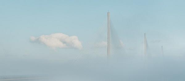 Cloud Crossing - David Queenan Photography