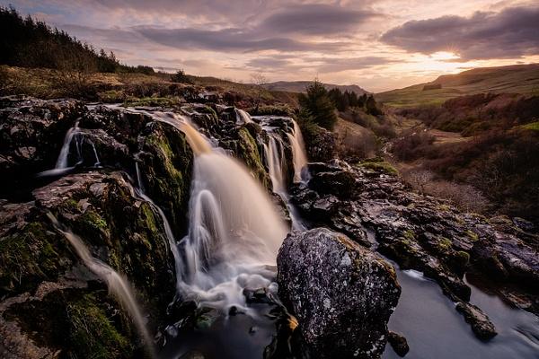 Loup of Fintry - Scottish Landscape Photography