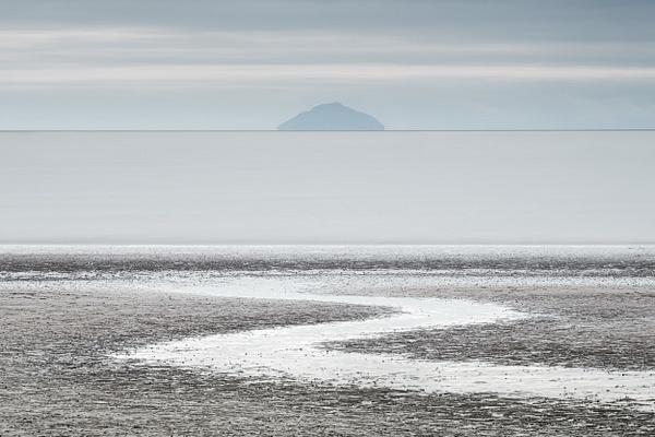 Ailsa Craig, Troon Beach - Sea & Coastline - David Queenan Photography