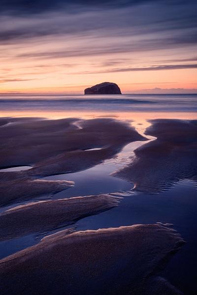 Bass Rock Seacliff Beach - Sea & Coastline - David Queenan Photography