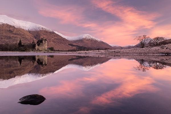 Kilchurn Castle, Loch Awe - Scottish Landscape Photography