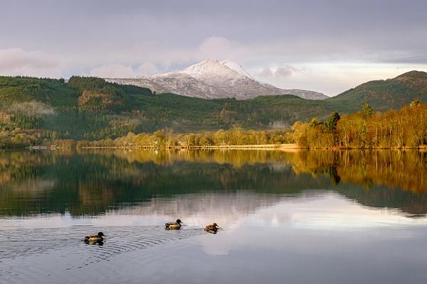 Ben Lomond, Loch Ard - Scottish Landscape Photography