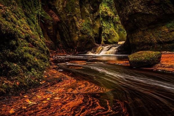 Devil's Pulpit, Finnich Glen - Scottish Landscape Photography