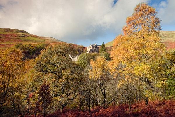 Castle Campbell, Dollar Glen - Scottish Landscape Photography