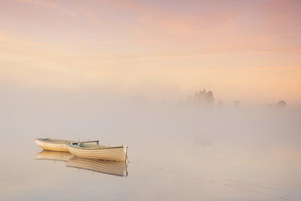 Loch Rusky at  Dawn - Scottish Landscape Photography