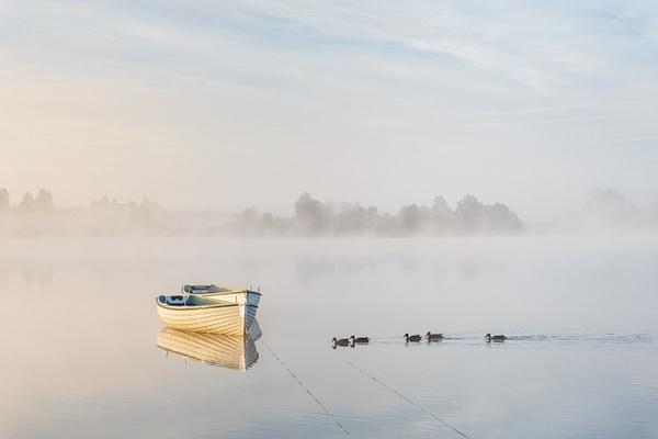 Loch Rusky - Scottish Landscape Photography
