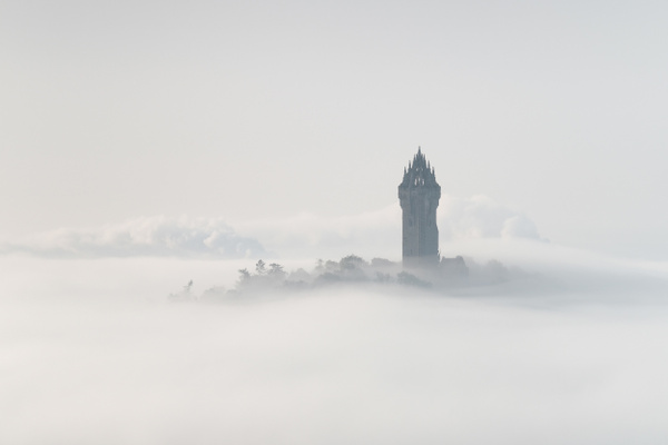 Monumental Mist - Scottish Landscape Photography