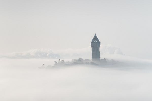 Monumental Mist - Scottish Landscape Photography