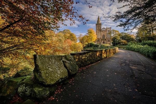 Dunfermline Abbey, Pittencrieff Park - Scottish Landscape Photography