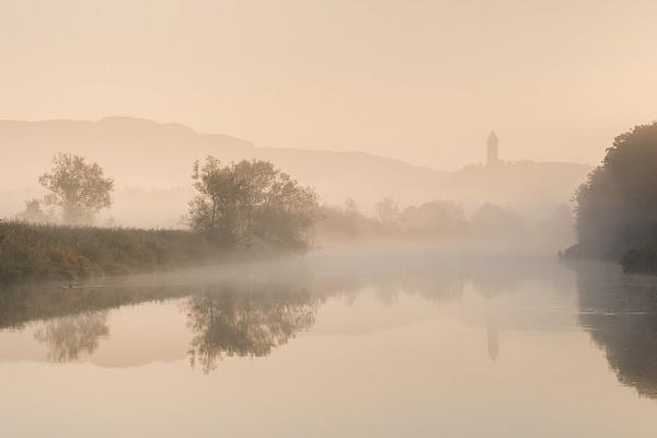 Wallace Monument, Stirling - Scottish Landscape Photography