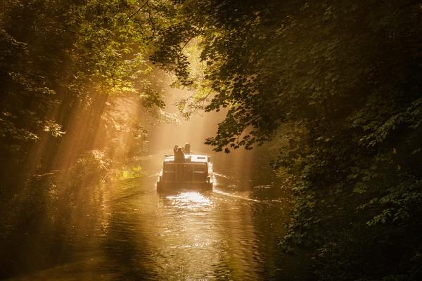 Union Canal, West Lothian - Scottish Landscape Photography