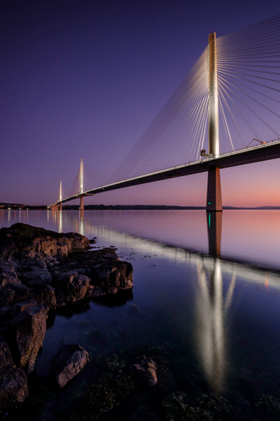 Queensferry Crossing - Forth Bridges