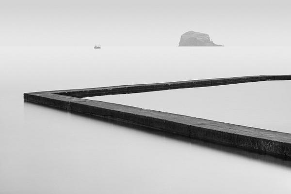 Close To The Edge - Monochrome photography