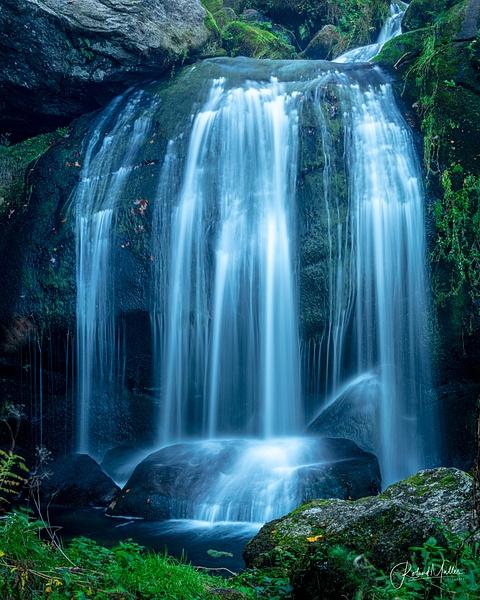 Waterfall Wasserfall Triberg Germany