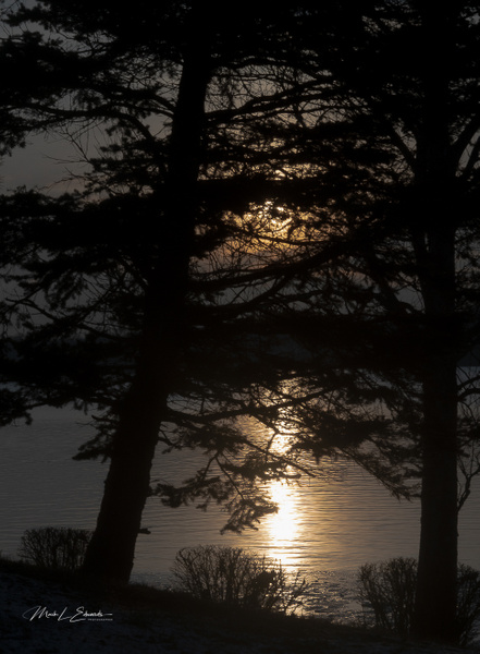 201231_Sun sets on final night of Covid in 2020 - Tranquil Landscapes - Mark Edwards Photography