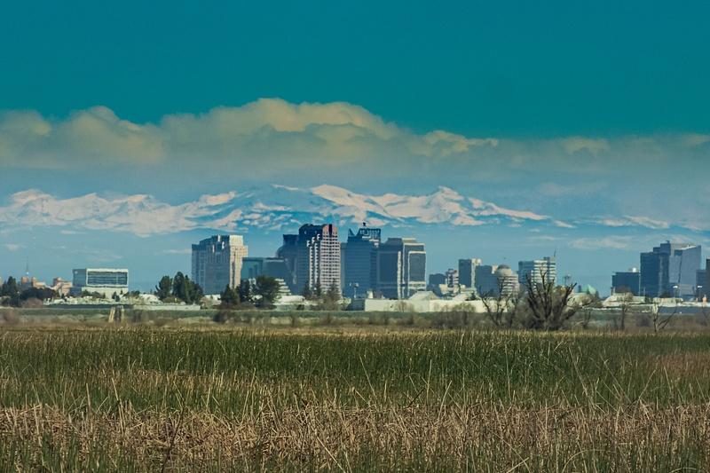 Landscape, cityscape, mountain-scape, cloud-scape.