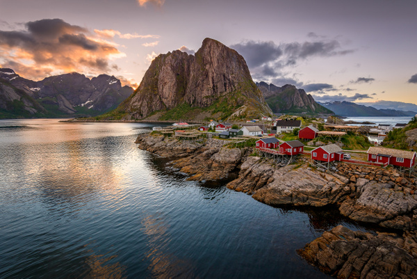Reine, Norway - Landscape -  Marcs Photo