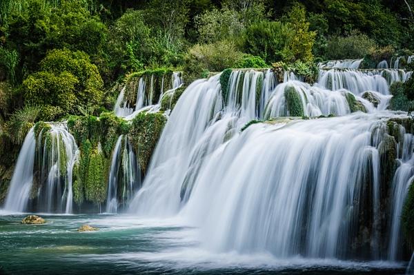 Krka Waterfalls, Croatia - Landscape -  Marcs Photo