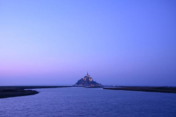 Mont St Michel_Dusk_fullsize - Landscape -  Marcs Photo