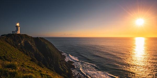 Byron Bay Lighthouse, Australia - Travel - Marcs Photo