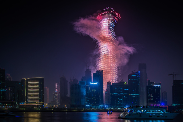 New Year's Eve, Dubai - Travel - Marcs Photo
