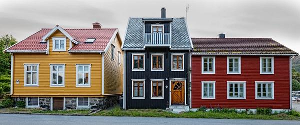 maison color norvège - Travel - Marcs Photo