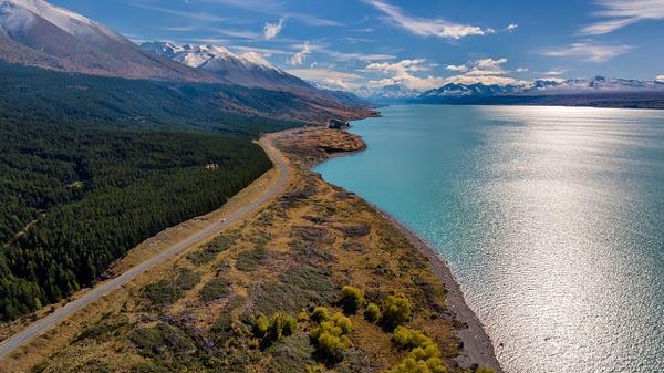Lake Pukaki, NZ - Travel - Marcs Photo
