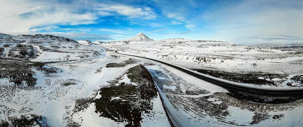 Mount Baula, Iceland