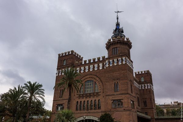 Barcelona by slavainua