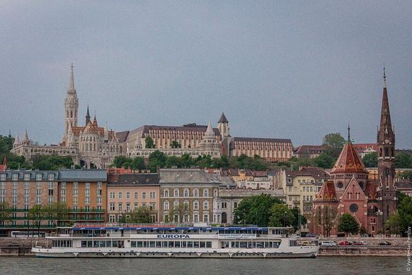 Budapest by slavainua