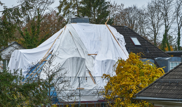 Dachrenovierung - 1 - Dachrenovierung - Desmond Stagg Photography