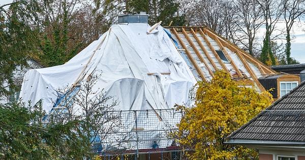 Dachrenovierung - 2 - Dachrenovierung - Desmond Stagg Photography