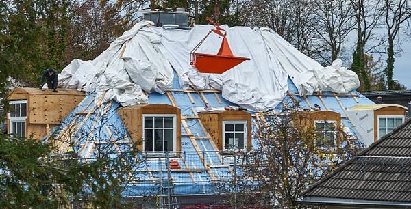 Dachrenovierung - 11 - Dachrenovierung - Desmond Stagg Photography