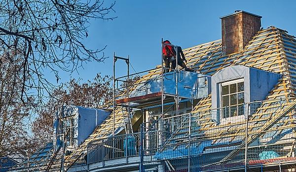 Dachrenovierung 14 - Dachrenovierung - Desmond Stagg Photography