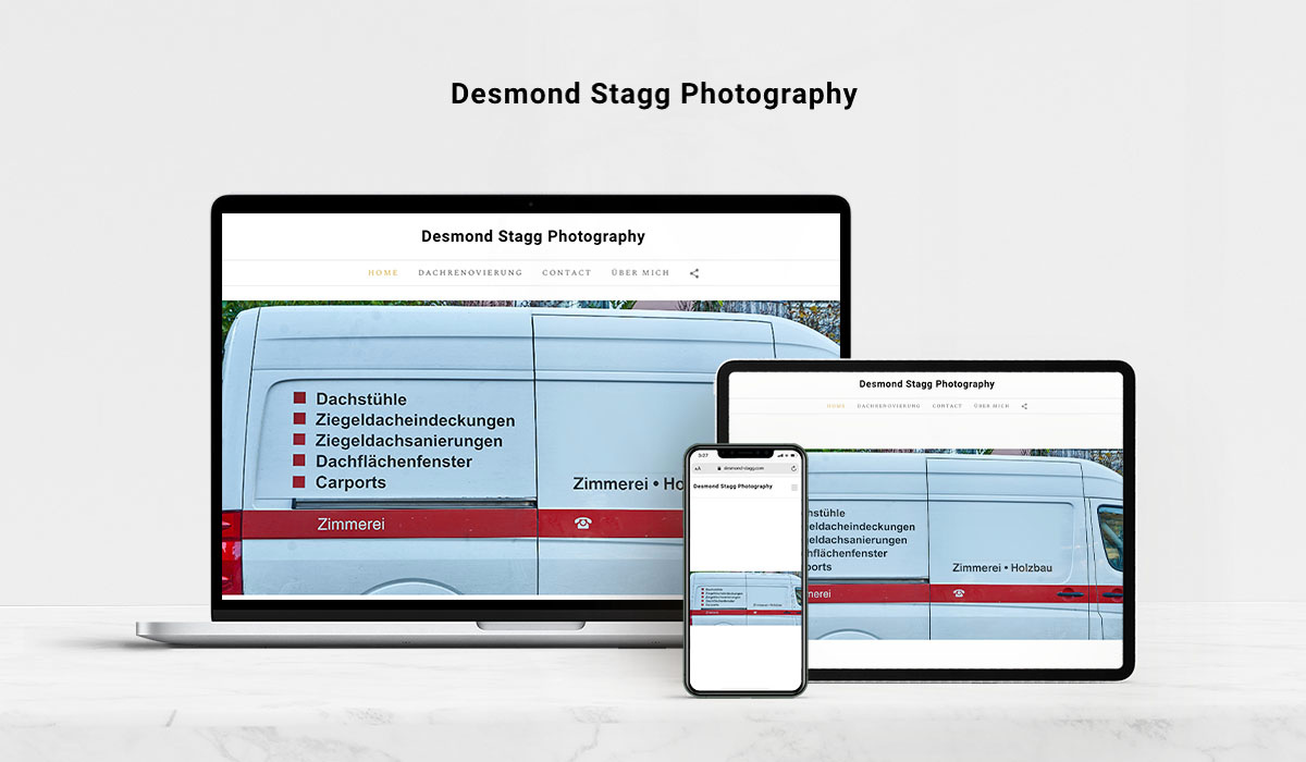 Desmond Stagg Photography