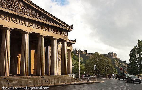 Edinburgh: july 2011 by Sergey Kokovenko