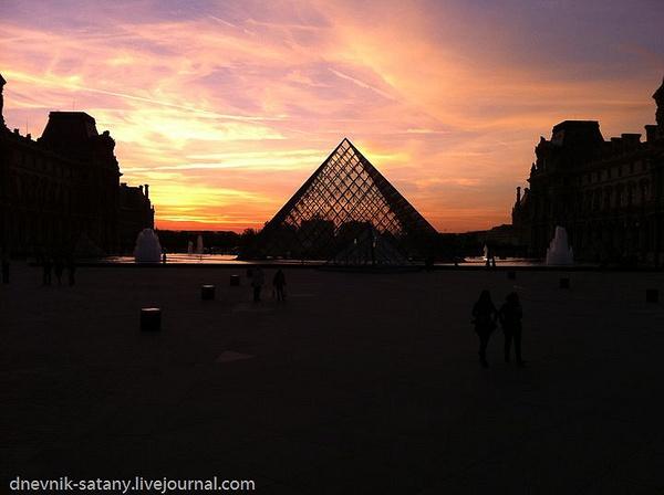 IPhonePhoto: Paris by Sergey Kokovenko