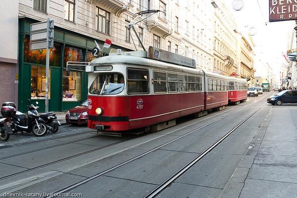 Vienna: Transport by Sergey Kokovenko